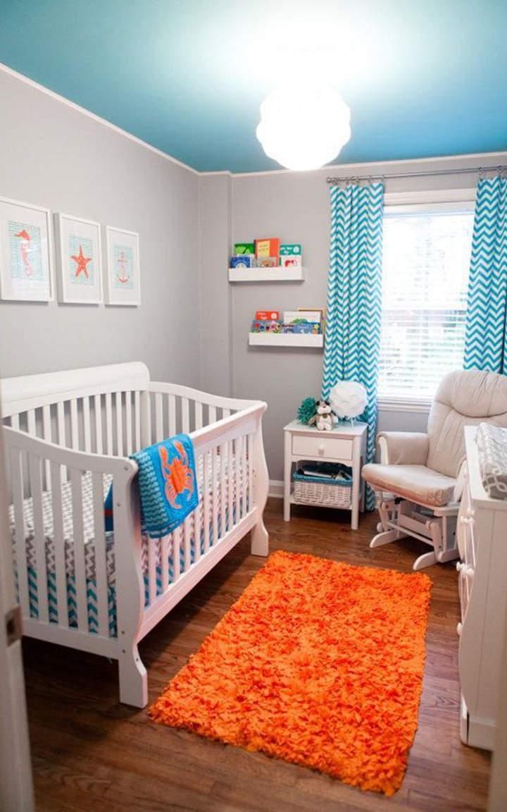 15 creative ideas for a baby boy nursery Creative baby nursery ideas