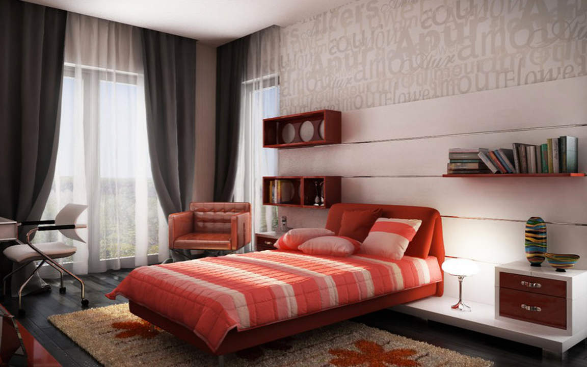 15 red bedroom designs to use as inspiration for Bedroom design inspiration gallery