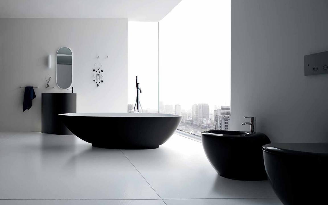 Modern bathroom #2