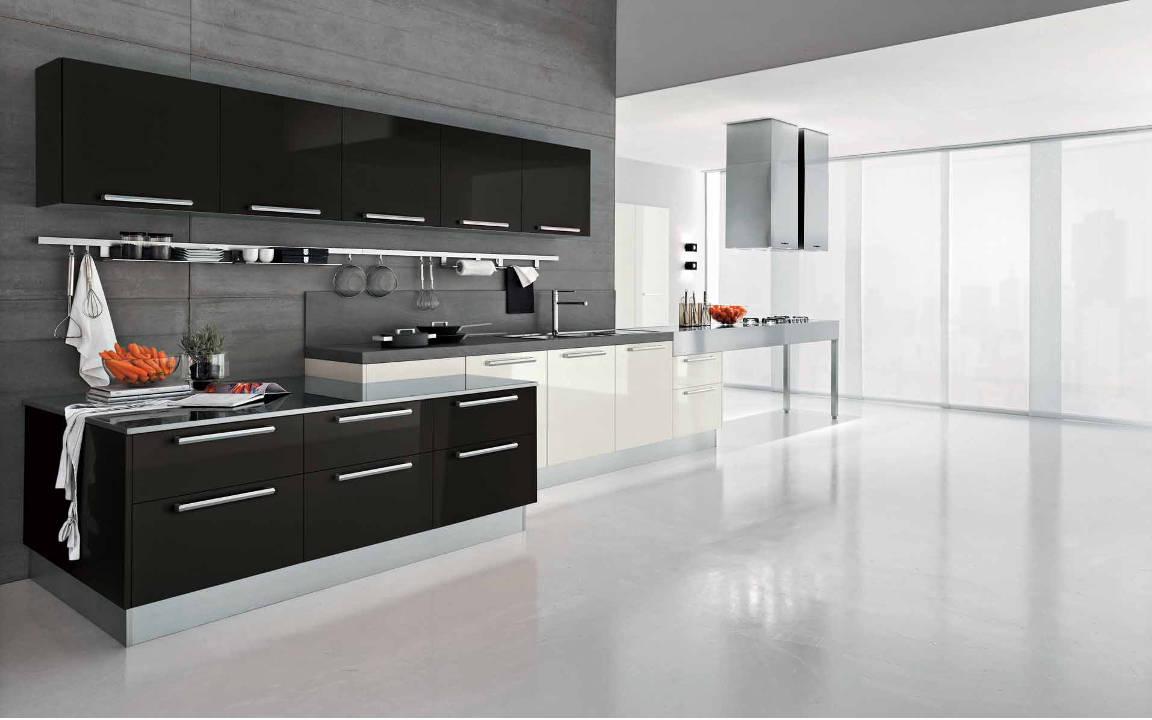 Modern Kitchen Design #9