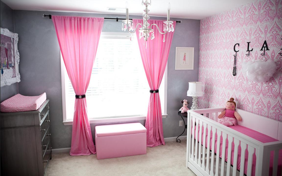 Boys room curtain