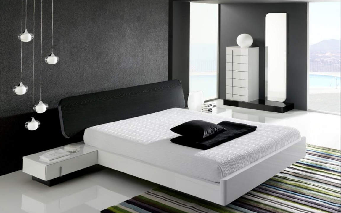 Black And White Bedroom Designs You Must See