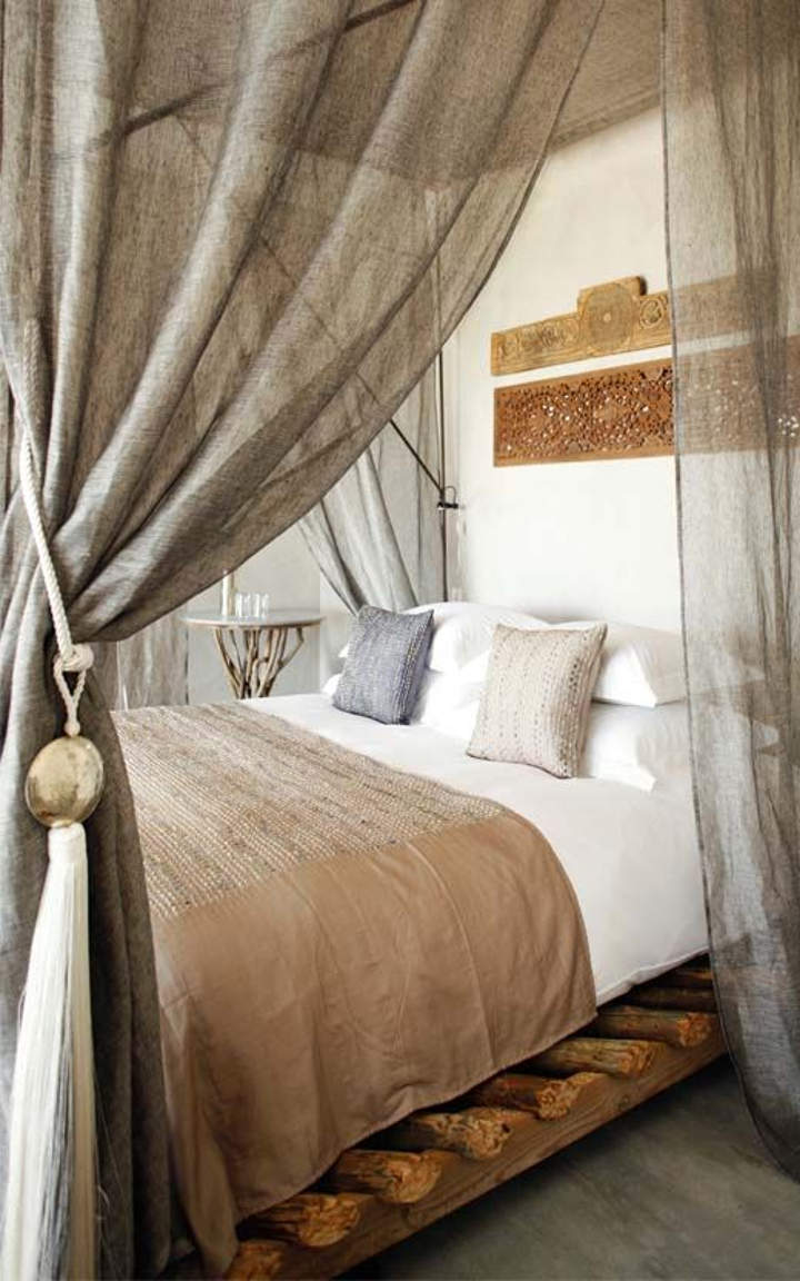 19 amazing natural bedroom designs you must see for Natural bedroom designs