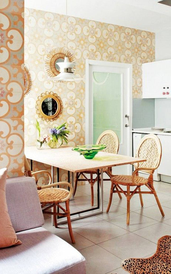 19 modern chic dining room designs you must see for Chic dining room ideas