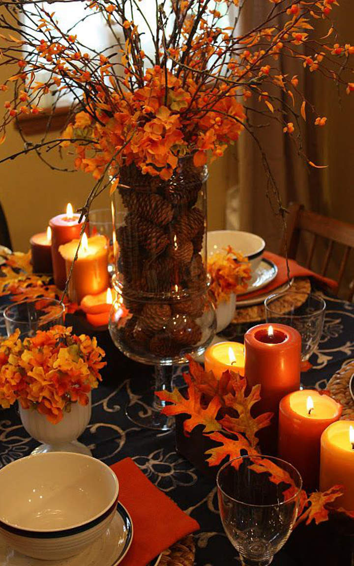 Autumn Home Decor #3
