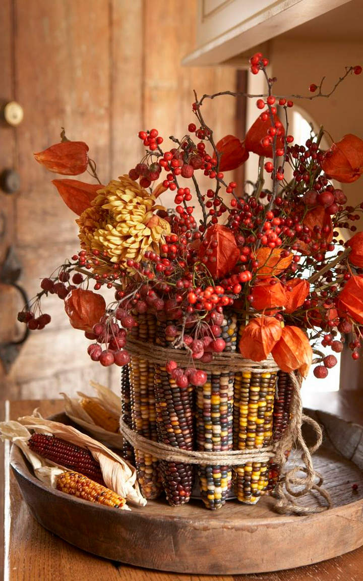 autumn home decor ideas