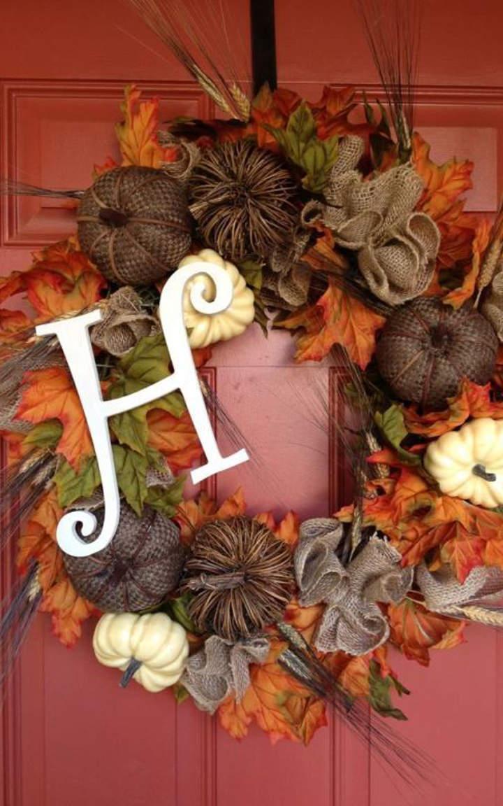 Autumn Home Decor #2