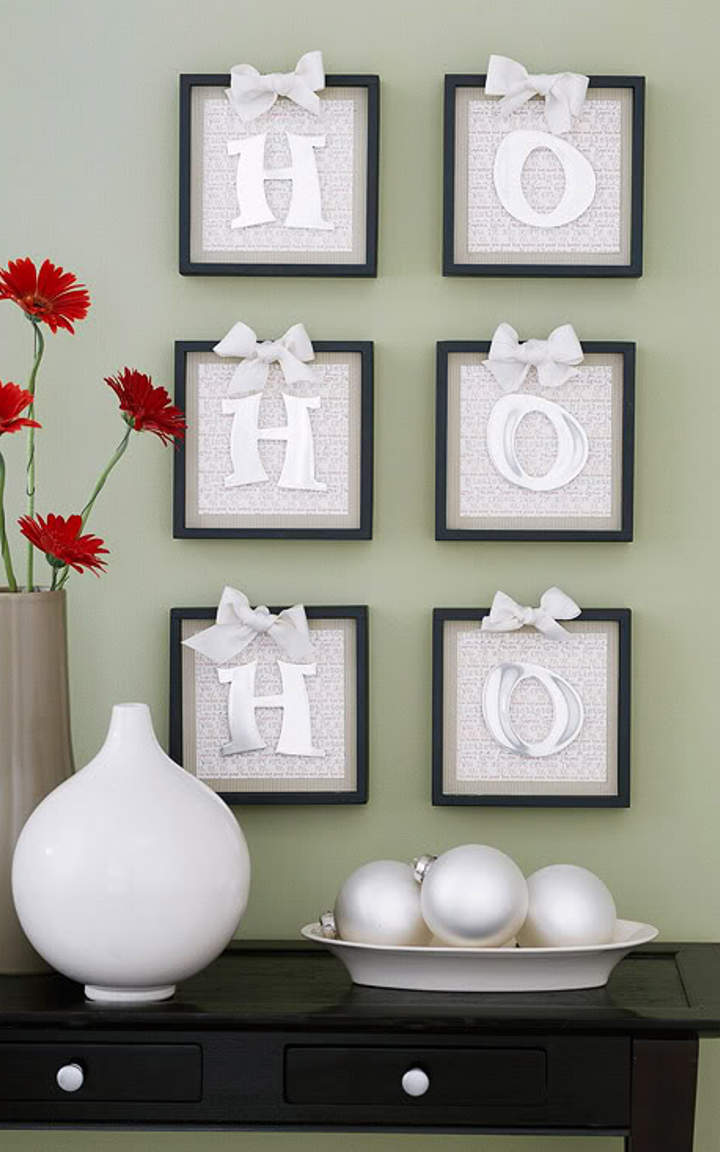 Indoor christmas decoration ideas interesting latest home for Beautiful indoor christmas decor