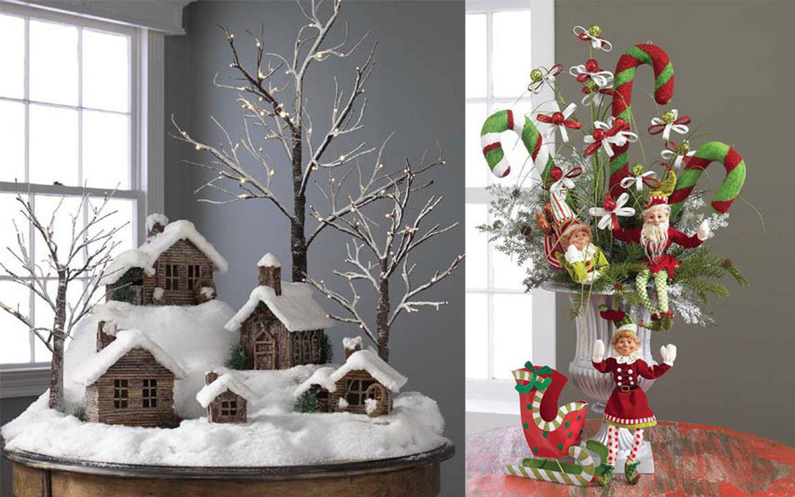 indoor Christmas decor #15