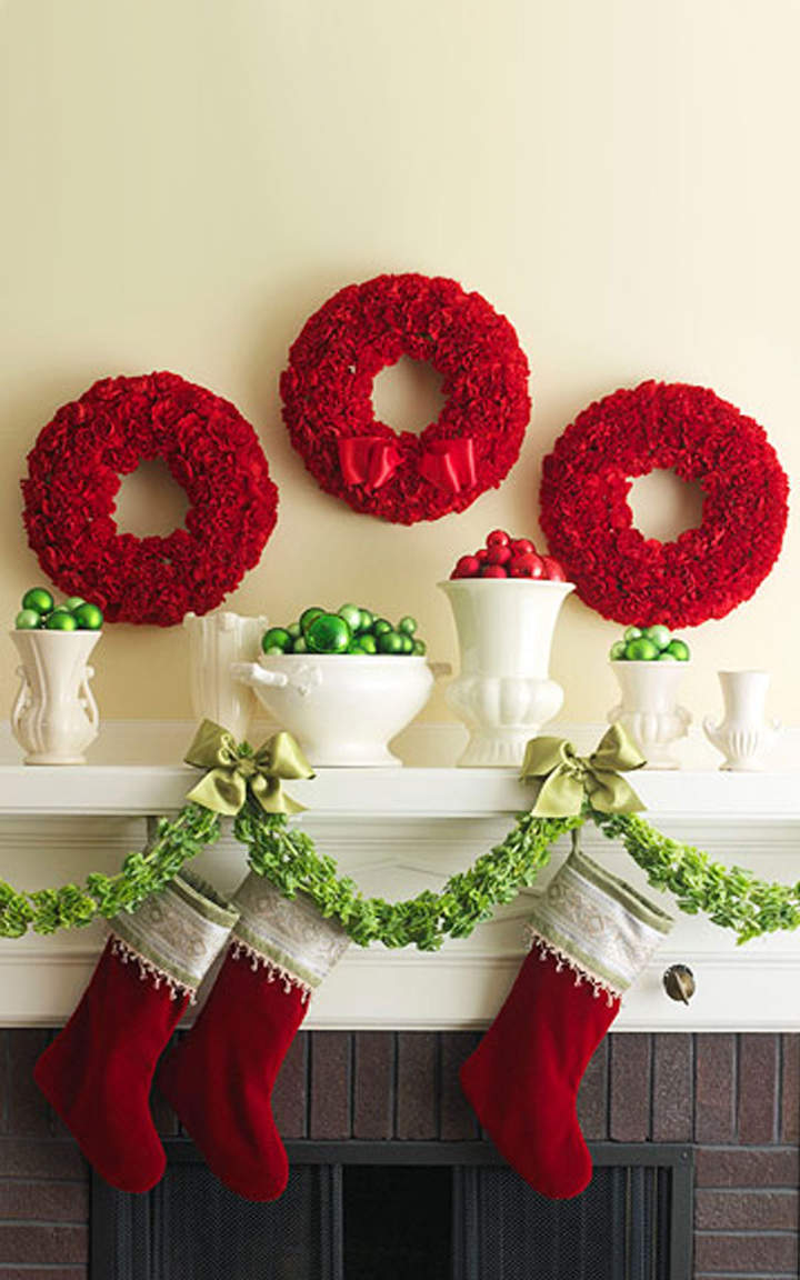indoor Christmas decor #6