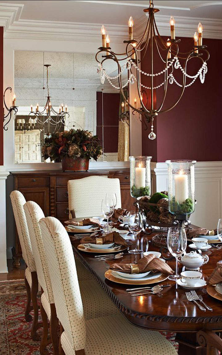 Traditional Dining Room 3
