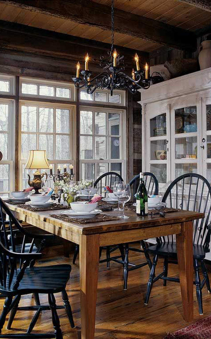 Beautiful traditional dining room designs for Traditional dining room design