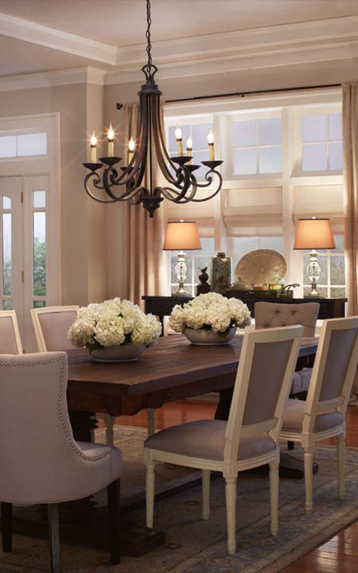 Beautiful traditional dining room designs traditional dining room 6 dzzzfo