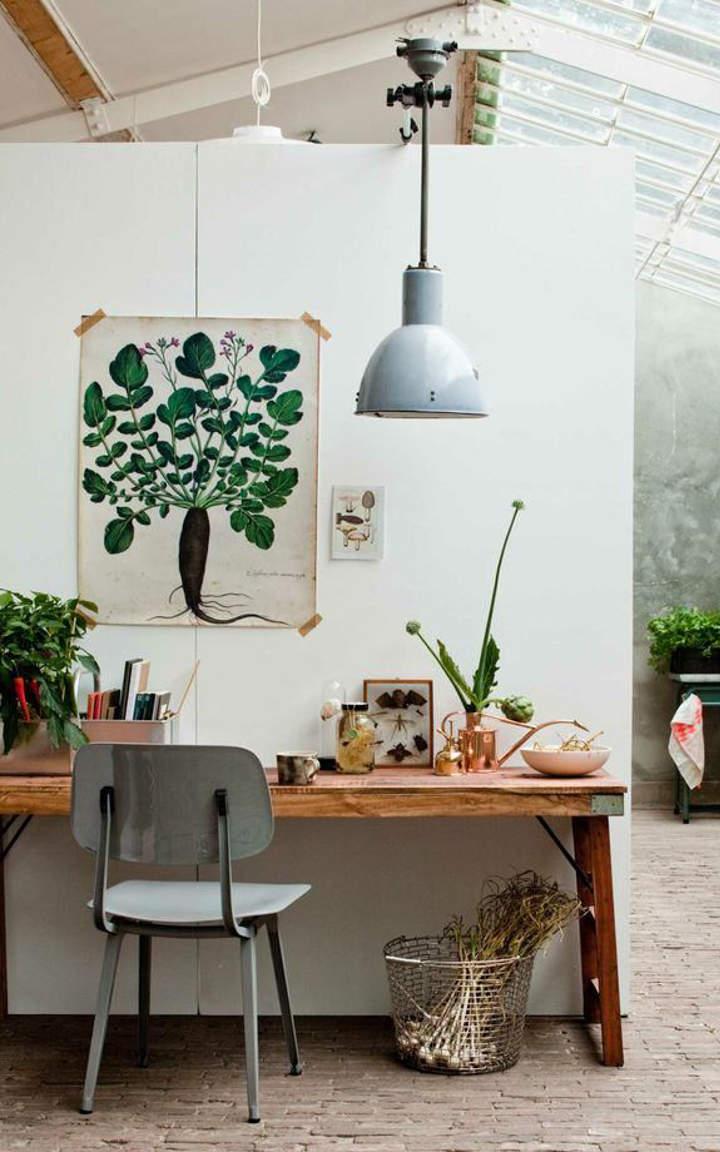 Design Your Own Living Room Online Free: Botanical Inspired Home Decor Designs