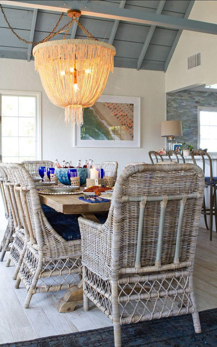 Coastal Dining Room #7