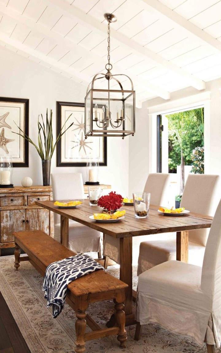 Coastal dining room designs and ideas for Seaside interior design ideas