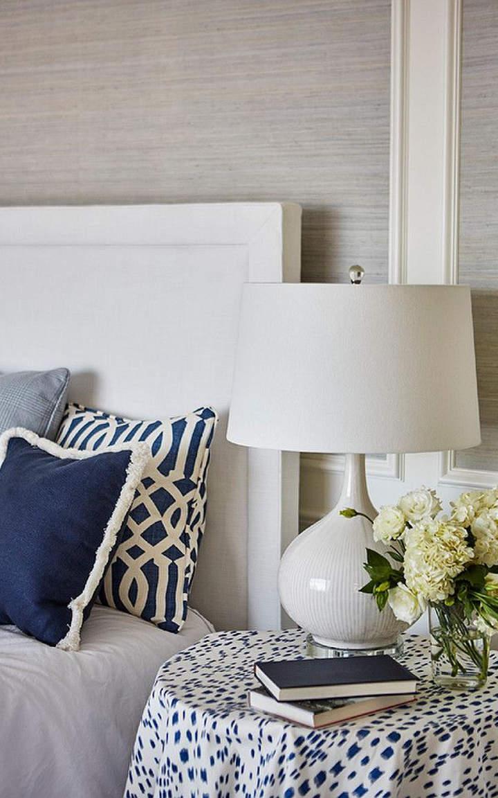 Navy Blue Bedroom Ideas: Fabulous Navy Blue Bedroom Designs