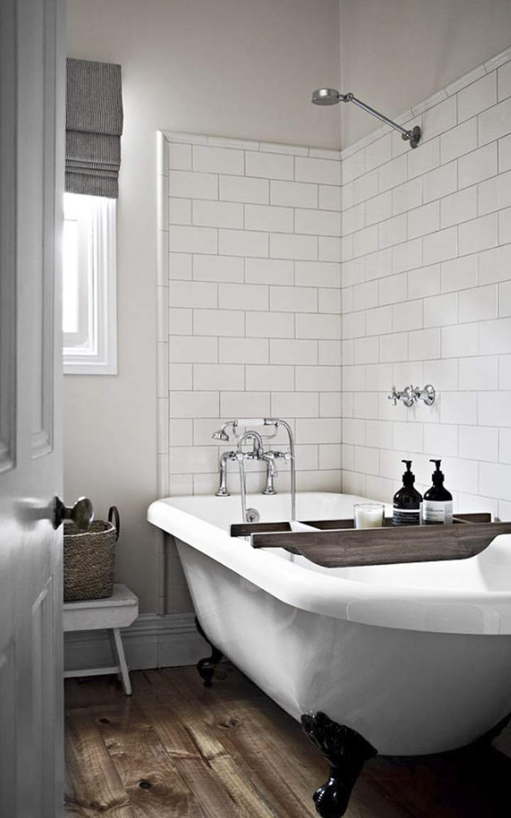 Retro bathroom ideas and designs for Vintage bathroom ideas