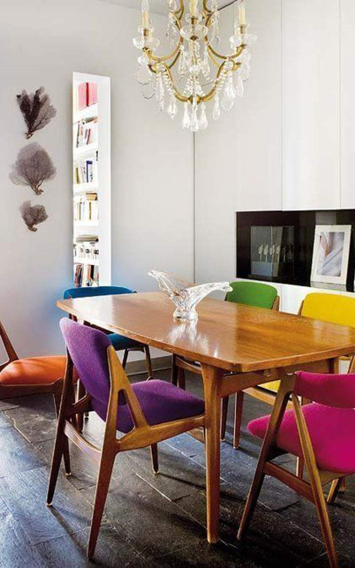 Good Retro Dining Room Ideas Part - 2: Retro Dining Room #3