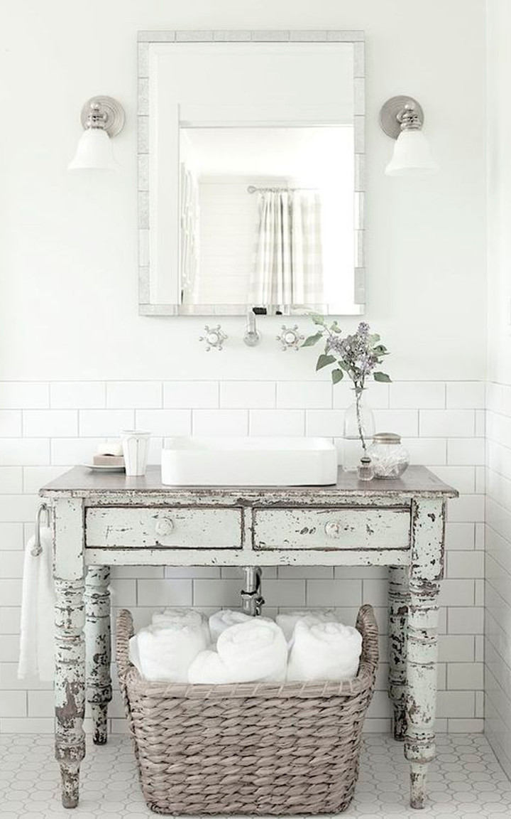 shabby chic bathroom furniture 28 images 18 bathrooms for shabby chic design inspiration 18. Black Bedroom Furniture Sets. Home Design Ideas