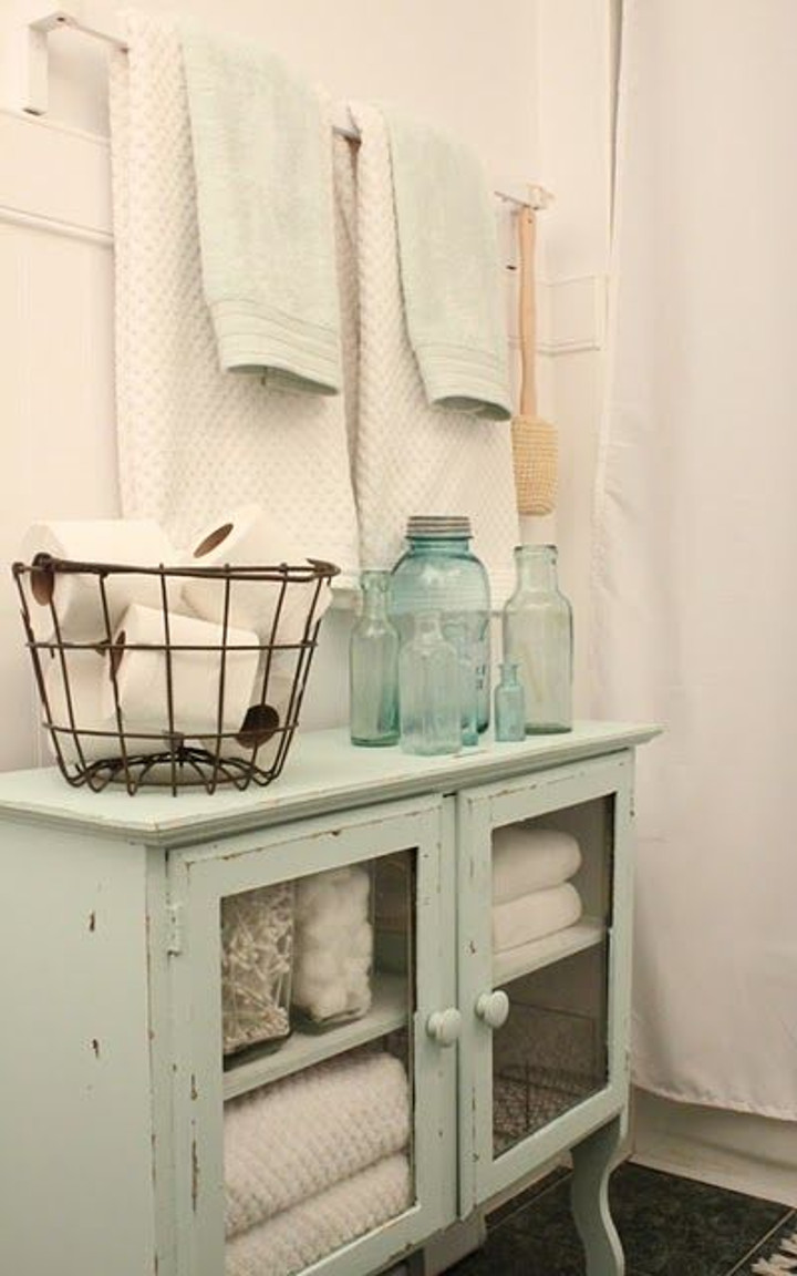 Shabby Chic Bathroom Ideas