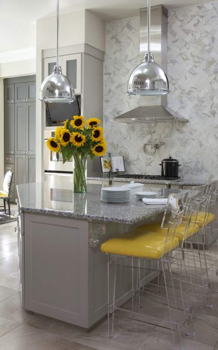 yellow and gray kitchen ideas you can try this spring 25 best ideas about grey yellow kitchen on pinterest