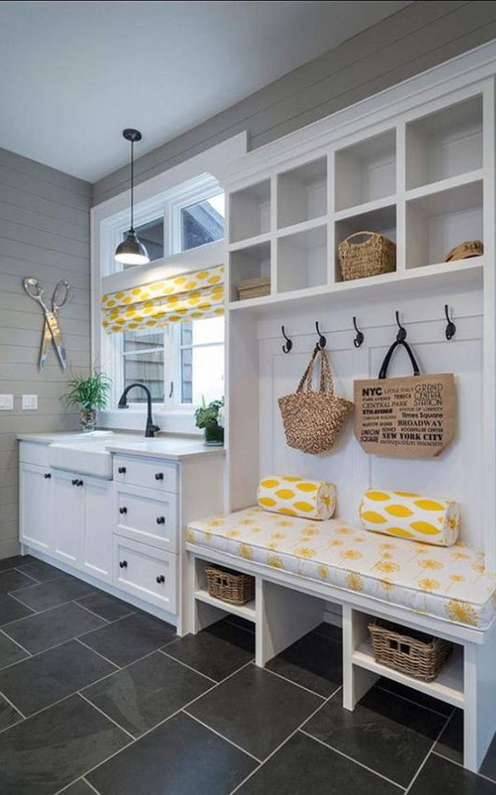Yellow And Gray Kitchen Ideas Medium Size Of Color