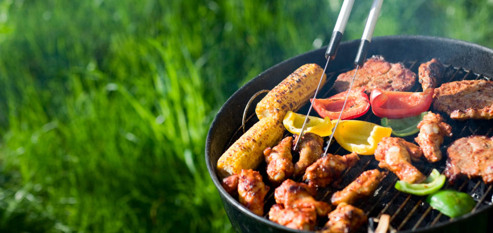 5 tips for a healthy barbeque