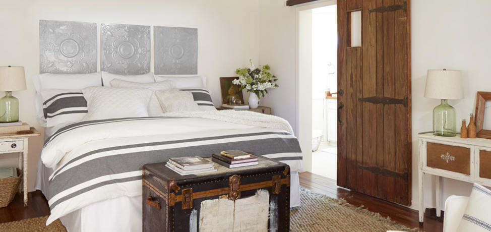 How to create the perfect cozy cottage bedroom in 6 simple steps