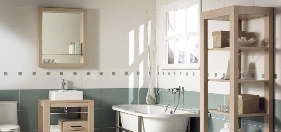 How to design a functional small bathroom