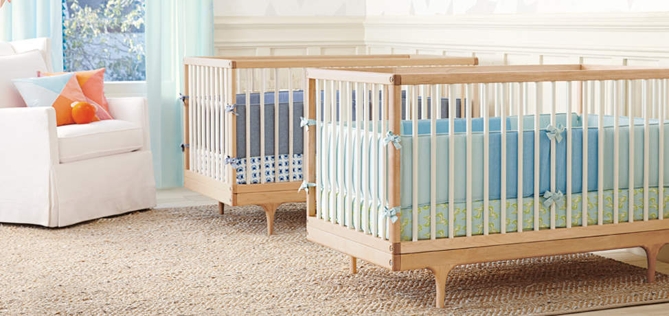 Natural nursery designs and ideas