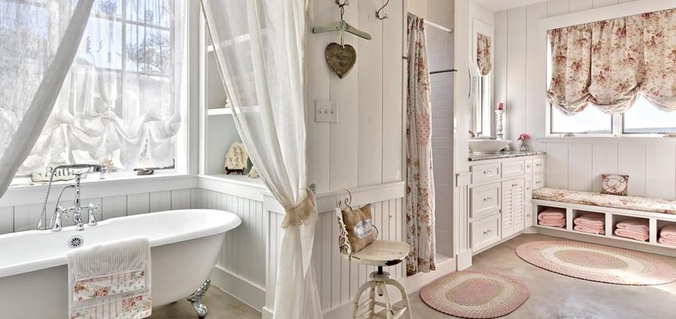 Shabby chic bathroom ideas. chic bathroom ideas