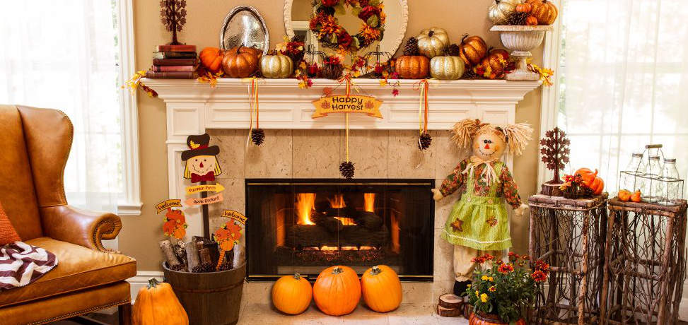 Thanksgiving decor ideas for your home for Thanksgiving home decorations