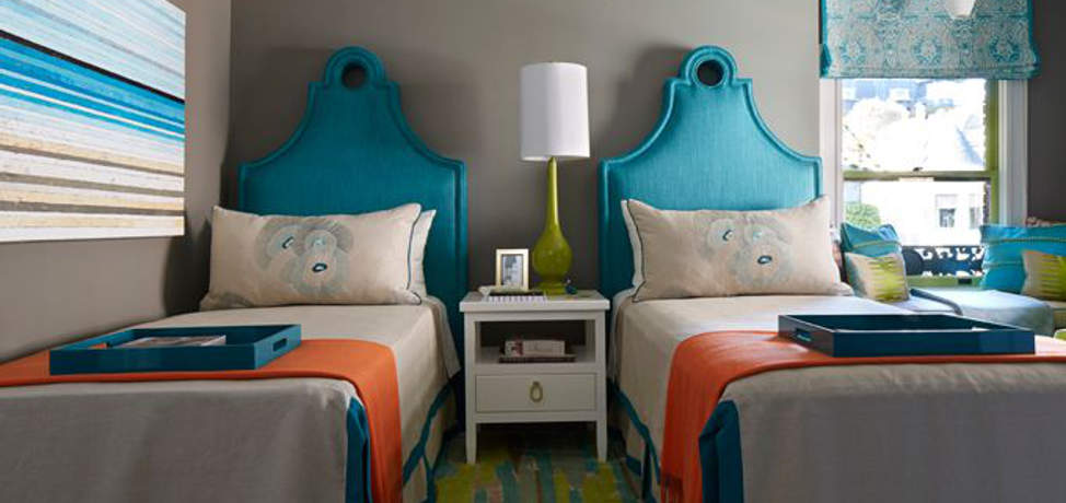 Twins room ideas and designs